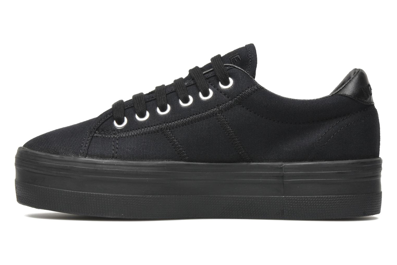 Trainers No Name Plato Sneaker Black front view