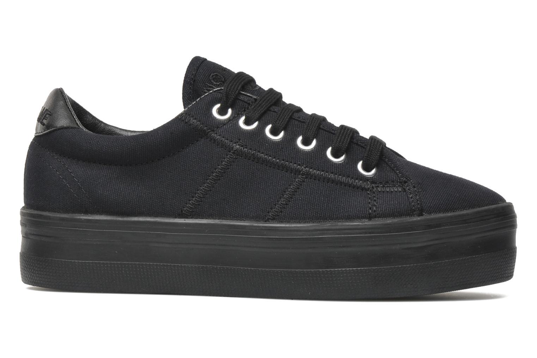 Sneakers No Name Plato Sneaker Zwart achterkant