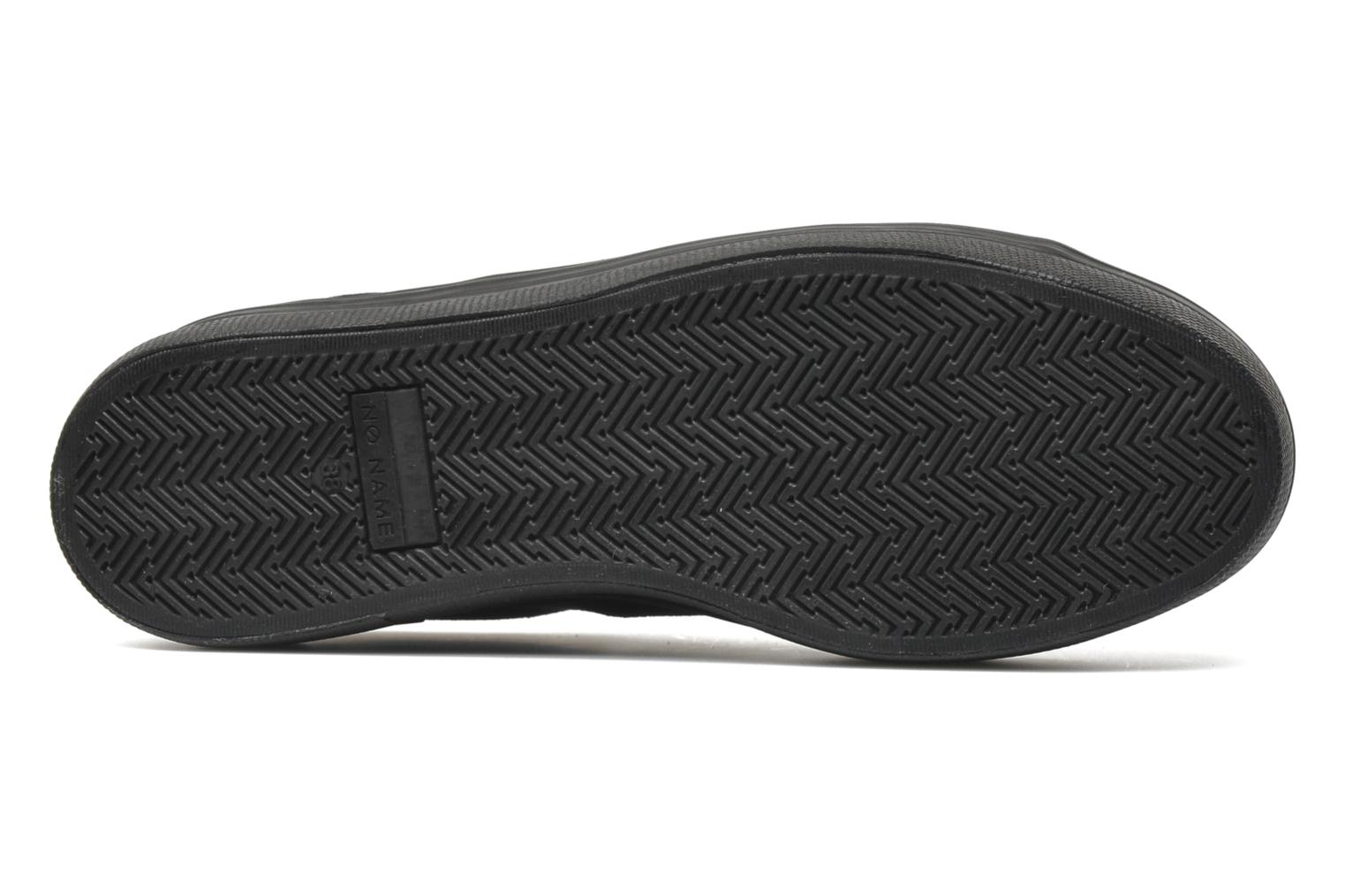 Trainers No Name Plato Sneaker Black view from above