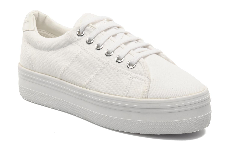 Plato Sneaker White Fox White