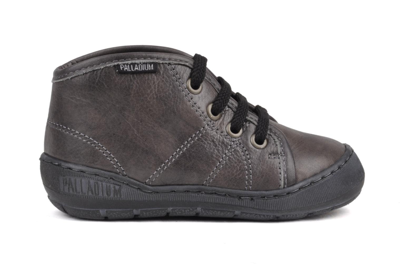 Sneakers Palladium Bador Nap Grijs achterkant