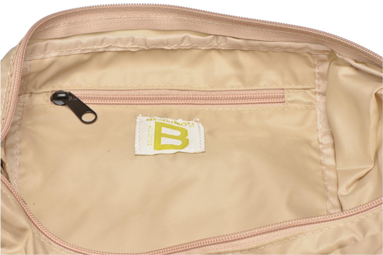 Sacs de sport Bensimon Shoulder Bag Beige vue derrière