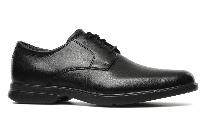 Chaussures à lacets Rockport Allander Noir vue derrière
