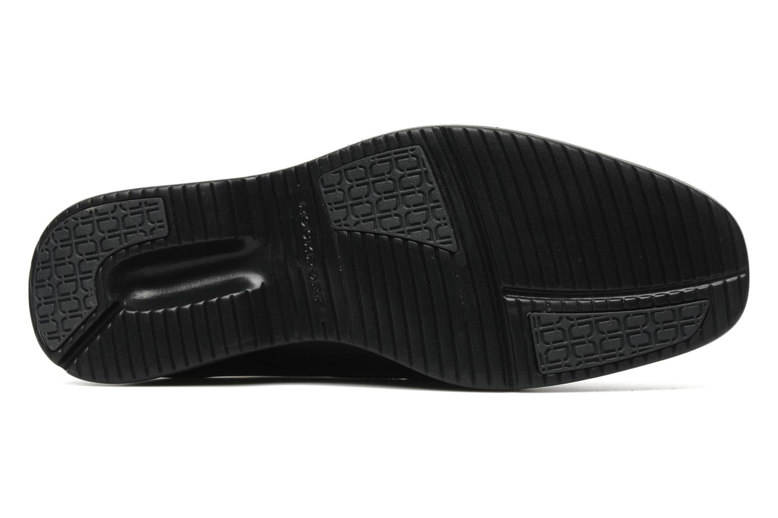 Lace-up shoes Rockport Allander Black view from above