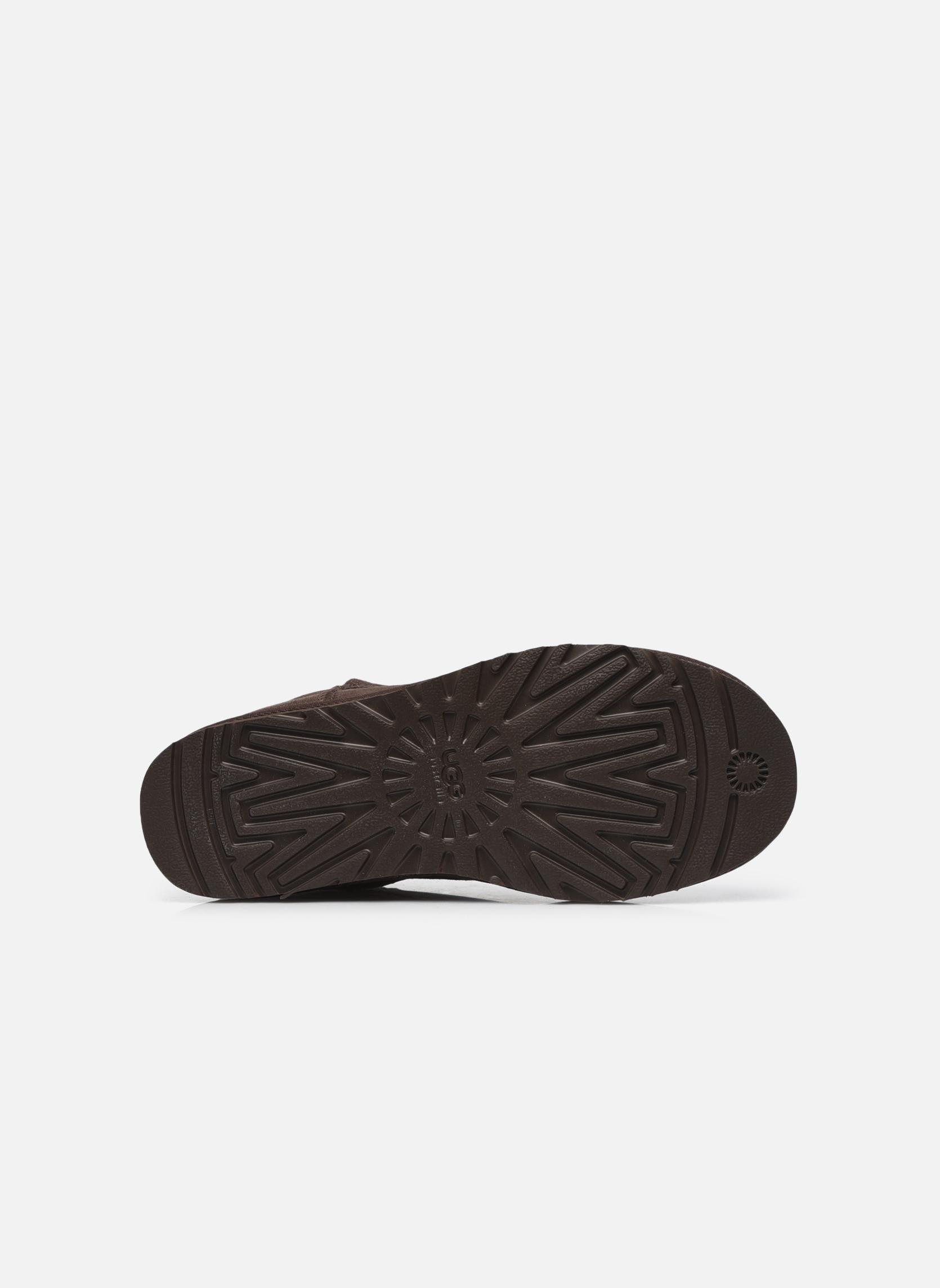 Boots en enkellaarsjes UGG Classic Short M Bruin boven