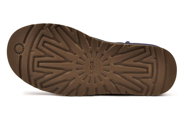 Boots en enkellaarsjes UGG Classic Tall Wool Blauw boven