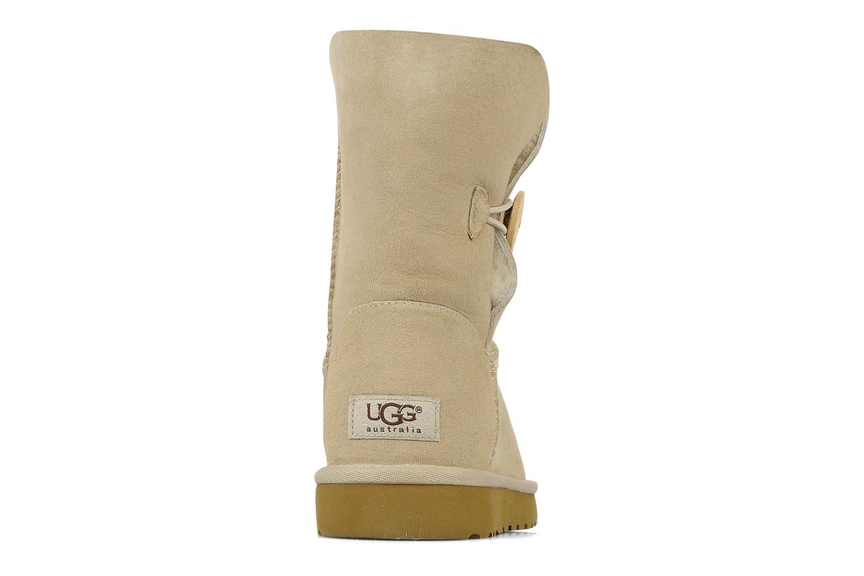 Boots en enkellaarsjes UGG Bailey Button Beige rechts