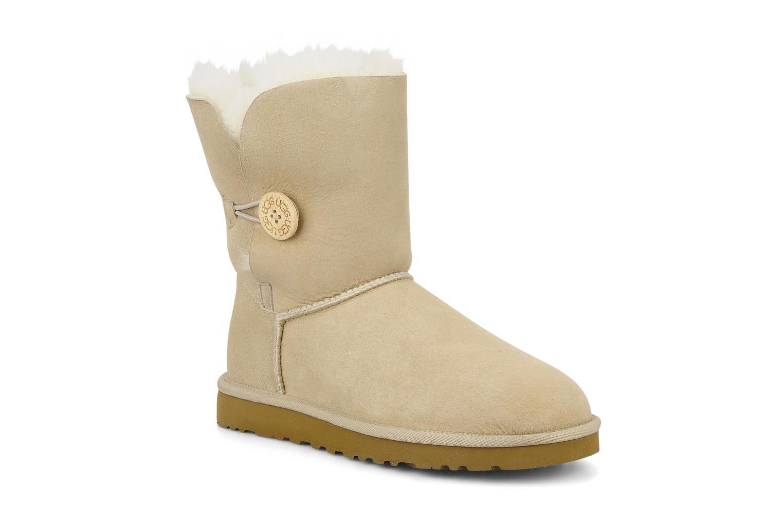 Boots en enkellaarsjes UGG Bailey Button Beige detail