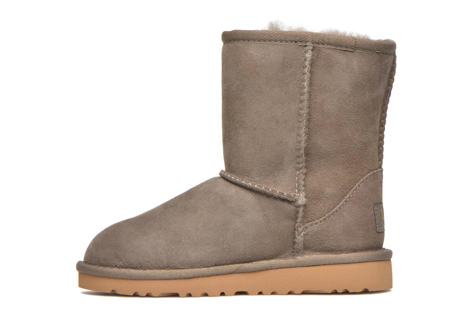 Bottes UGG Kid's Classic Gris vue face