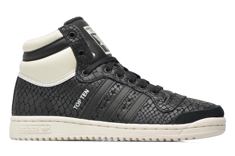 Baskets Adidas Originals Top Ten Hi W Noir vue derrière