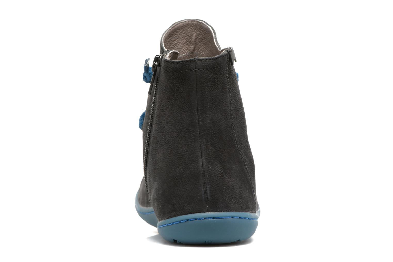 Bottines et boots Camper Peu Cami 46104 Noir vue droite
