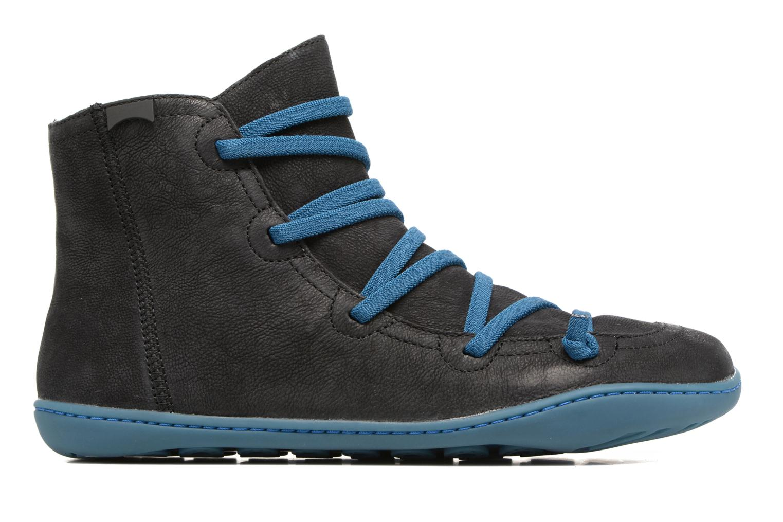 Bottines et boots Camper Peu Cami 46104 Noir vue derrière