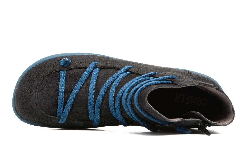 Bottines et boots Camper Peu Cami 46104 Noir vue gauche