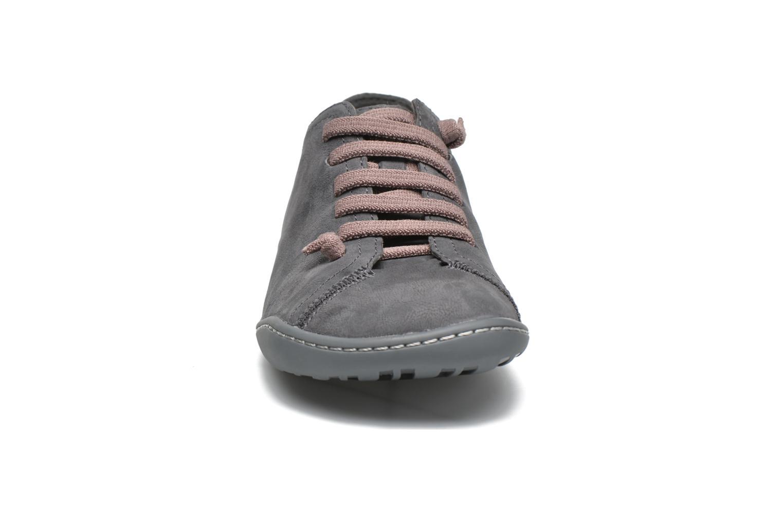 Sneaker Camper Peu Cami 20848 grau schuhe getragen
