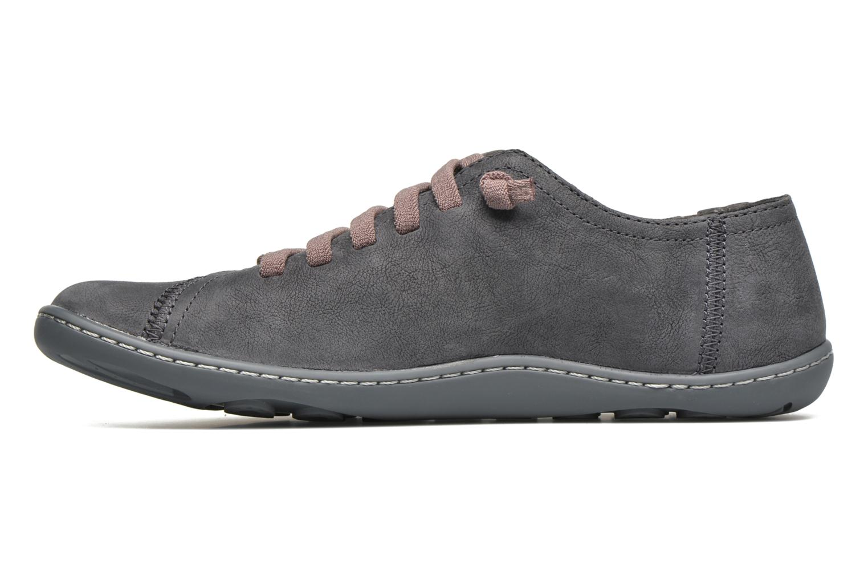 Sneaker Camper Peu Cami 20848 grau ansicht von vorne