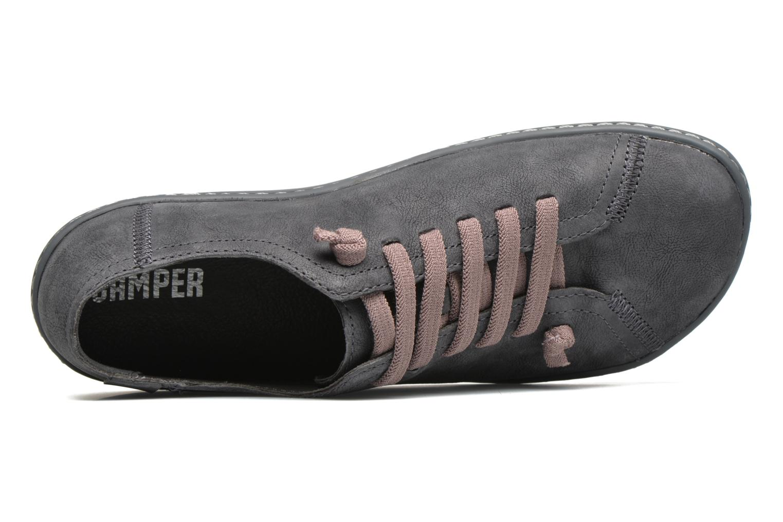 Sneaker Camper Peu Cami 20848 grau ansicht von links
