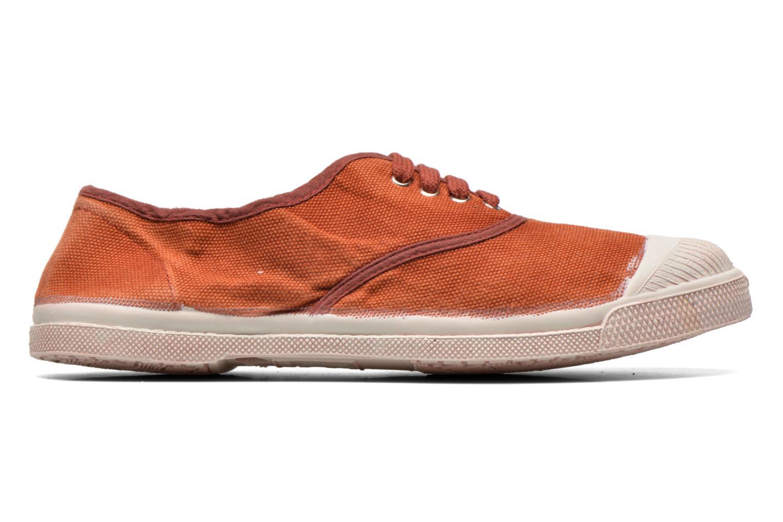 Sneakers Bensimon Tennis Vintage F Bruin achterkant