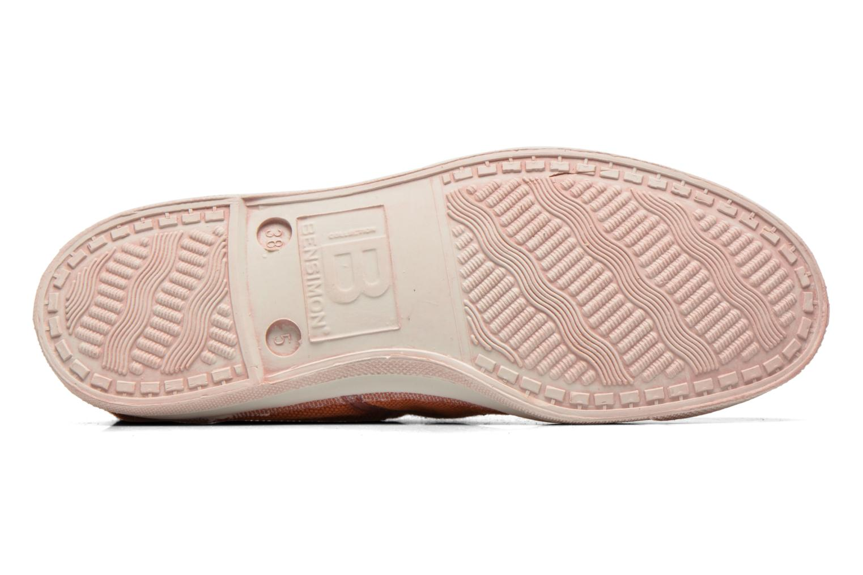 Sneakers Bensimon Tennis Vintage F Bruin boven