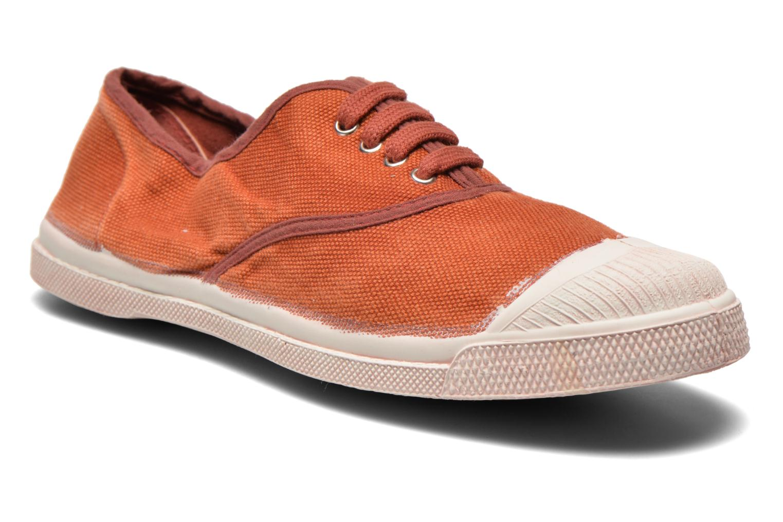 Sneakers Bensimon Tennis Vintage F Bruin detail