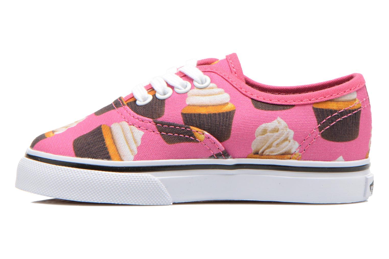 Sneakers Vans Authentic BB Roze voorkant