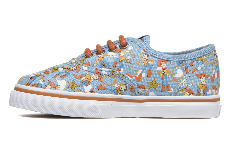 Sneakers Vans Authentic BB Blauw voorkant