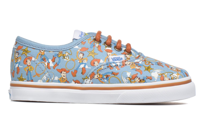 Sneakers Vans Authentic BB Blauw achterkant