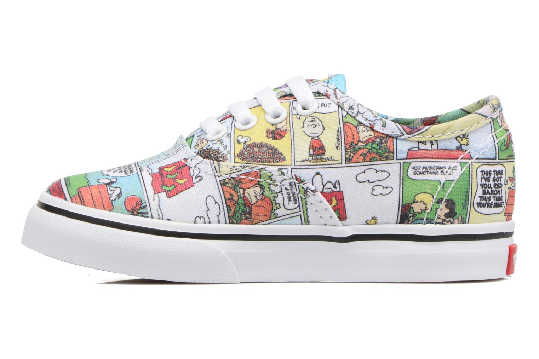 Sneakers Vans Authentic BB Multicolor voorkant