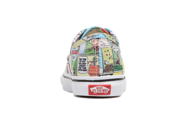 Baskets Vans Authentic BB Multicolore vue droite
