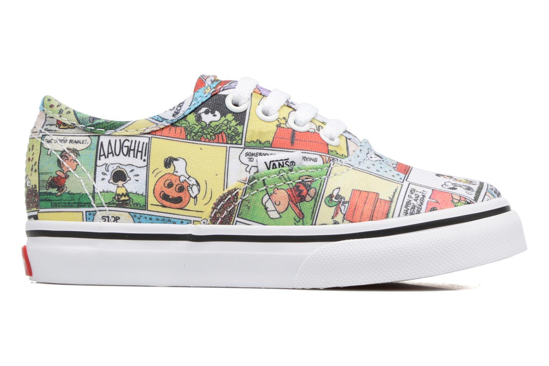 Sneakers Vans Authentic BB Multicolor achterkant
