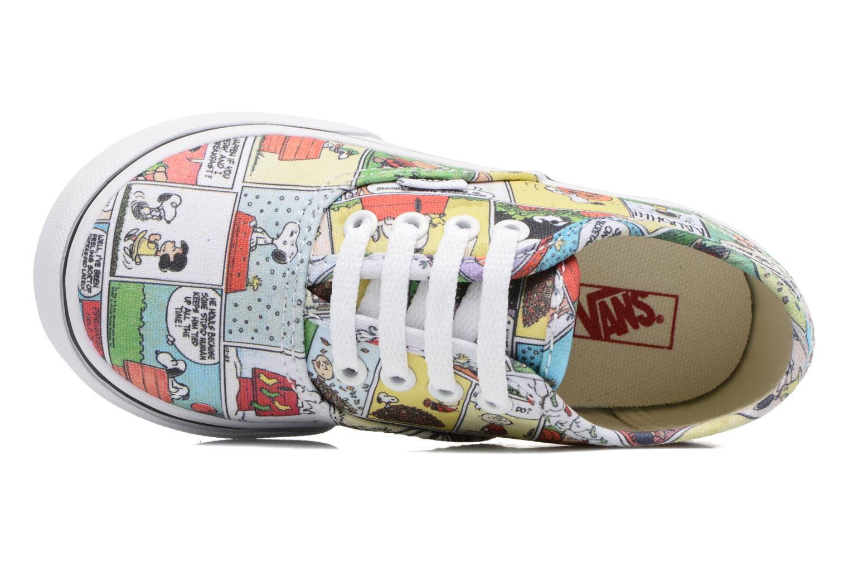 Sneaker Vans Authentic BB mehrfarbig ansicht von links