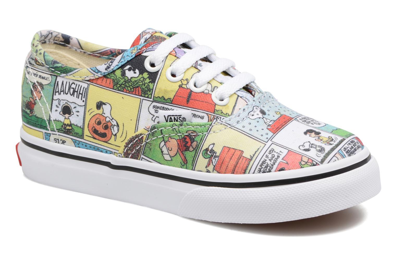 Sneakers Vans Authentic BB Multicolor detail