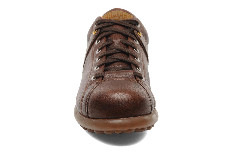 Sneaker Camper Pelotas Ariel 17408 braun schuhe getragen