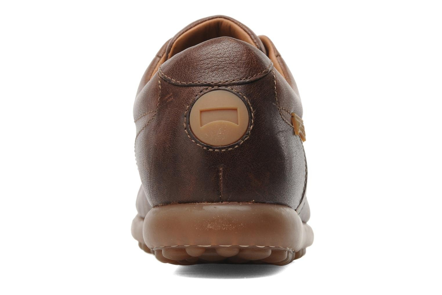 Trainers Camper Pelotas Ariel 17408 Brown view from the right