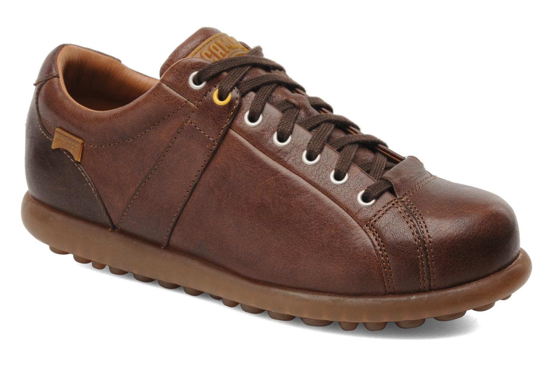 Sneaker Camper Pelotas Ariel 17408 braun detaillierte ansicht/modell