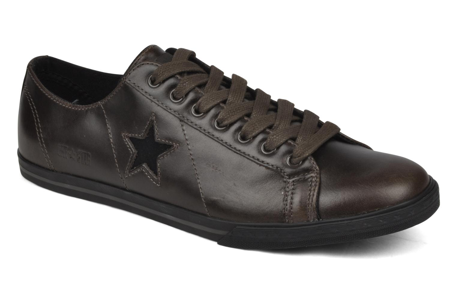 One Star Low Profile Ox M Marron foncé
