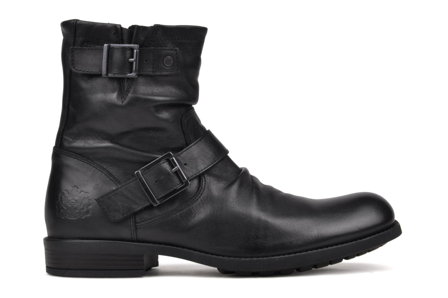 Boots & wellies Base London Metal Black back view
