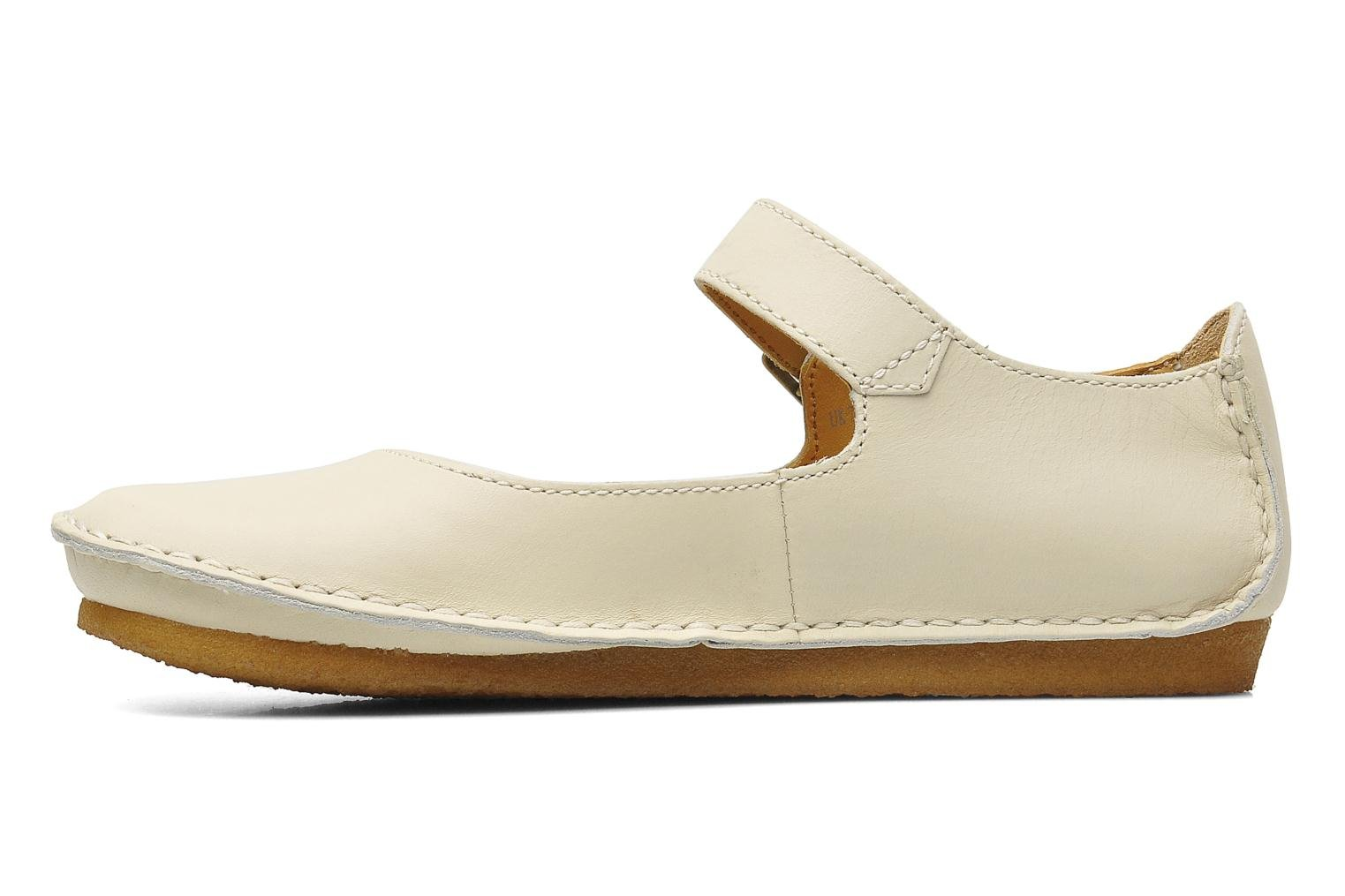 Ballerines Clarks Originals Faraway Fell Beige vue face