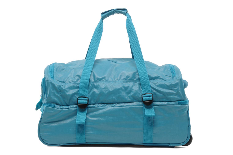 Bagage kipling Teagan M Blauw voorkant