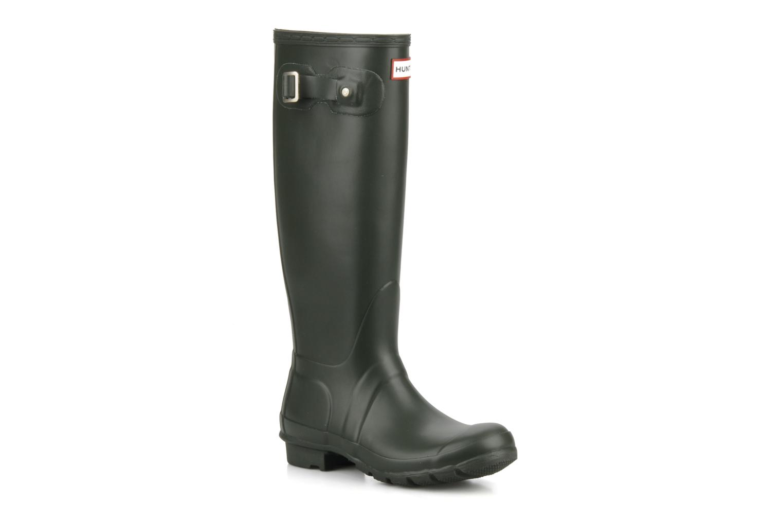Boots & wellies Hunter Hunter Original W Green detailed view/ Pair view