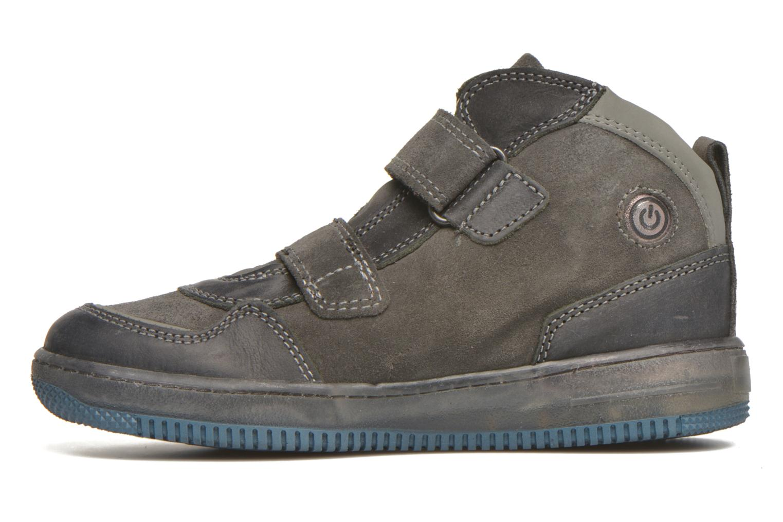Ankle boots Primigi Jeremin Black front view