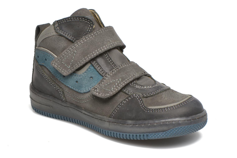 Ankelstøvler Primigi Jeremin Sort detaljeret billede af skoene