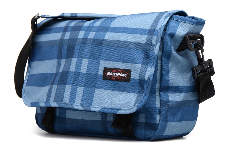 School bags Eastpak Authentic JR Blue model view