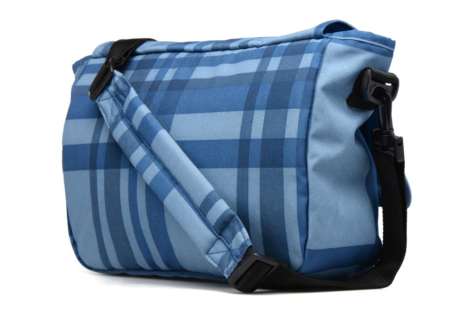 School bags Eastpak Authentic JR Blue view from the right