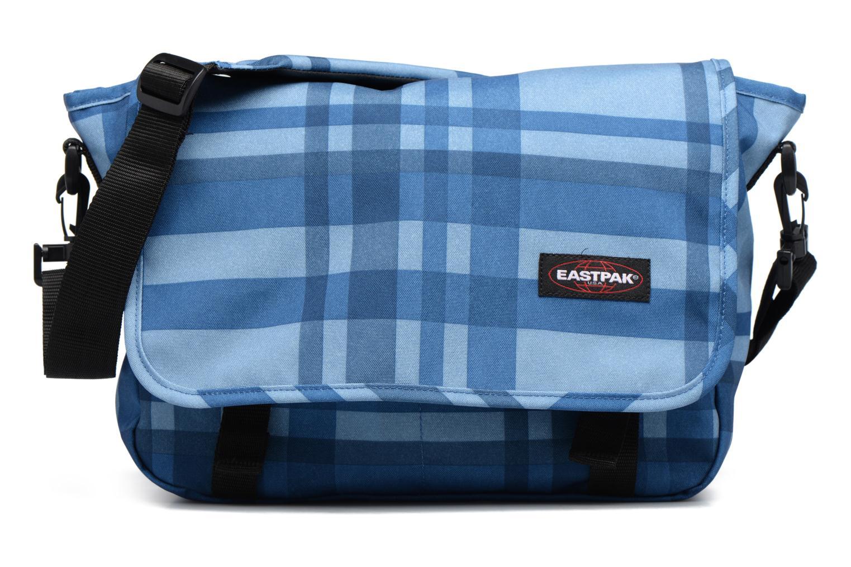 School bags Eastpak Authentic JR Blue detailed view/ Pair view