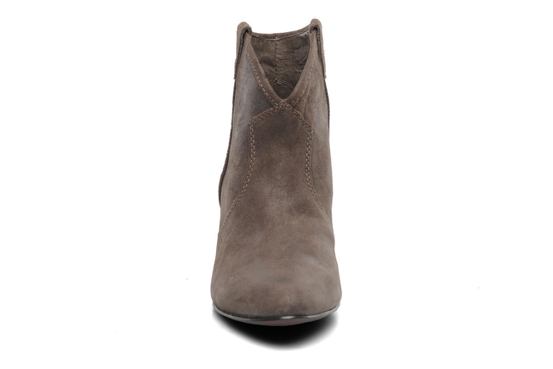 Bottines et boots Ash Jalouse Marron vue portées chaussures