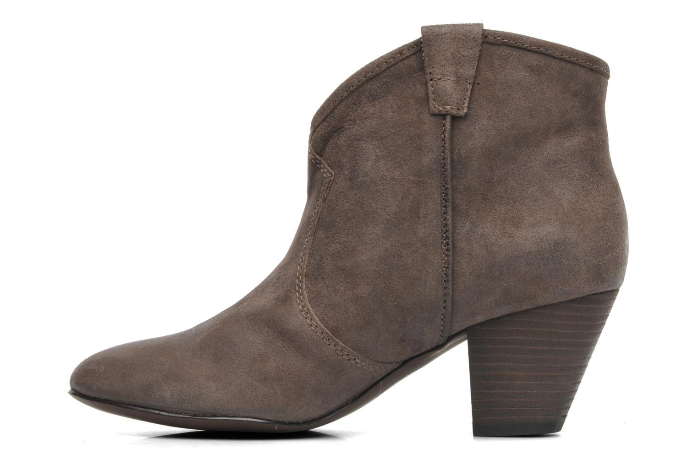Bottines et boots Ash Jalouse Marron vue face