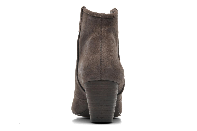 Bottines et boots Ash Jalouse Marron vue droite