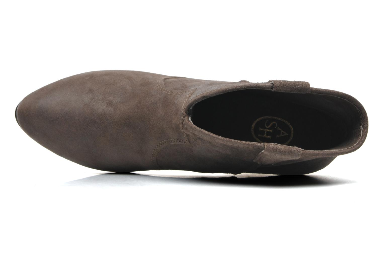 Bottines et boots Ash Jalouse Marron vue gauche