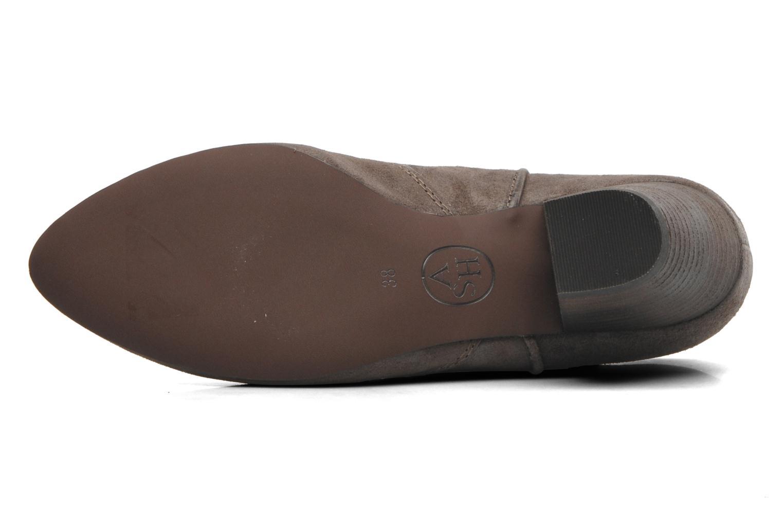 Bottines et boots Ash Jalouse Marron vue haut