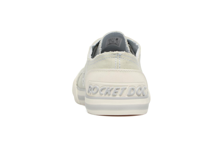 Sneaker Rocket Dog Jazzin blau ansicht von rechts